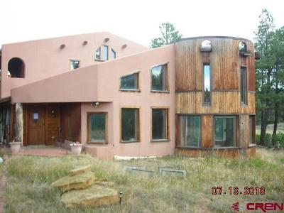 Mancos Single Family Home For Sale: 35677 Hwy 184 Highway