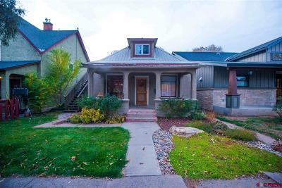 Durango Single Family Home For Sale: 615 E 4th Avenue