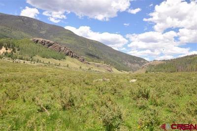 Creede Residential Lots & Land For Sale: Trout Creeks