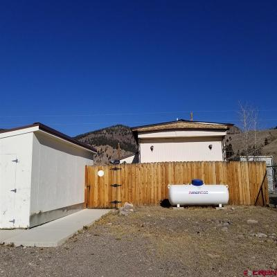 Creede Mobile/Manufactured For Sale: 107 E 11th Street