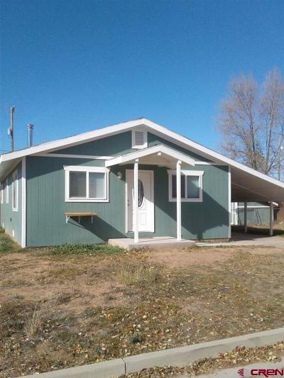 Cortez CO Single Family Home For Sale: $170,000