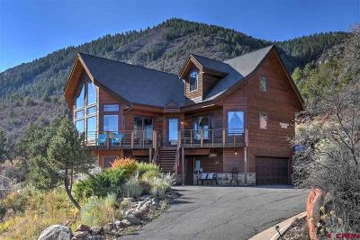 La Plata County Single Family Home UC/Contingent/Call LB: 435 N Spring Creek Drive