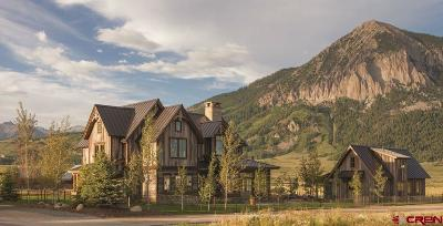 Crested Butte, Mt. Crested Butte, Almont Single Family Home For Sale: 518 Ninth Street