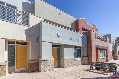 Durango Condo/Townhouse For Sale: 555 Rivergate Lane #B1-116