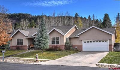 Durango Single Family Home For Sale: 2046 Kingfisher
