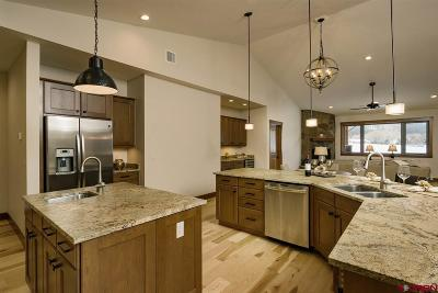 La Plata County Condo/Townhouse For Sale: 318 Trimble Crossing Drive #27