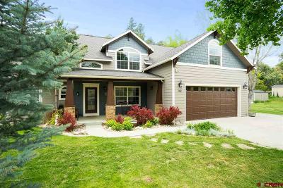 La Plata County Single Family Home For Sale: 142 Rockridge Drive
