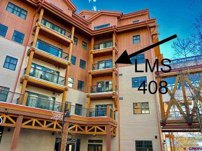 Mt. Crested Butte Condo/Townhouse For Sale: 620 Gothic Rd #408