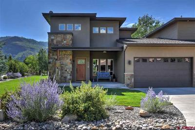 Durango CO Condo/Townhouse For Sale: $699,000