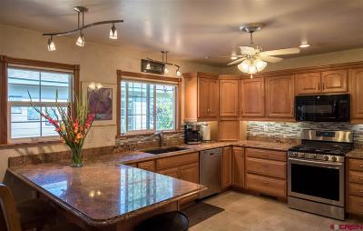 Durango CO Single Family Home NEW: $699,500
