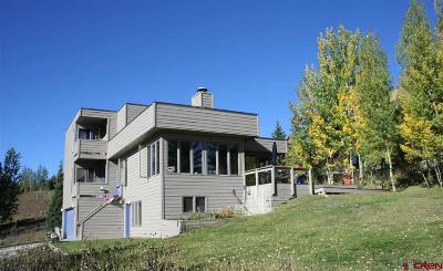 Mt. Crested Butte Single Family Home For Sale: 24 Whetstone Road