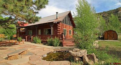Dolores CO Single Family Home UC/Contingent/Call LB: $209,900