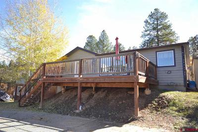 Bayfield Mobile/Manufactured For Sale: 194 Little Bear Drive