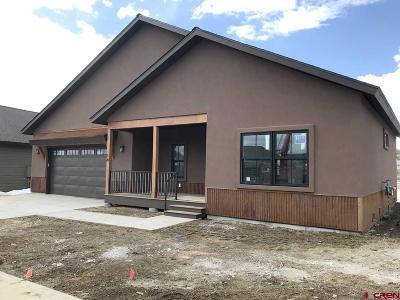 Durango Single Family Home UC/Contingent/Call LB: 14 Prospector Avenue