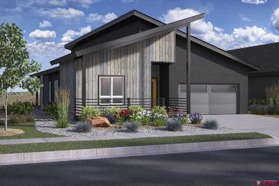 Durango Single Family Home UC/Contingent/Call LB: 14 Salt Brush Street