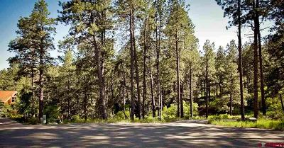 Durango Residential Lots & Land For Sale: 173 Cliffs Edge (Lot 16) Drive
