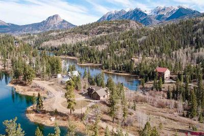 La Plata County Single Family Home UC/Contingent/Call LB: 320 Lake Shore Drive