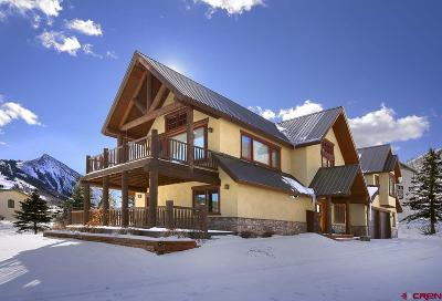 Mt. Crested Butte Single Family Home UC/Contingent/Call LB: 15 Paradise Road
