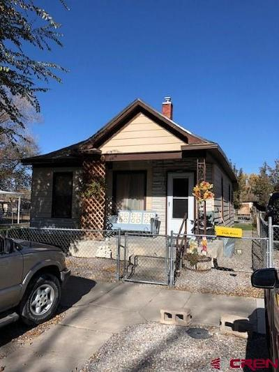 Montrose Single Family Home For Sale: 223 W North 1st Street