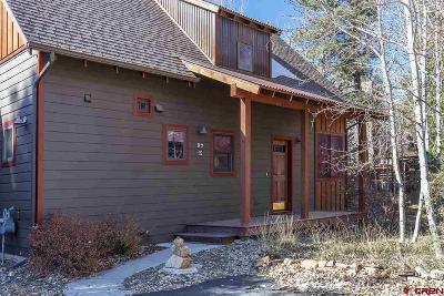 Durango CO Single Family Home For Sale: $357,900