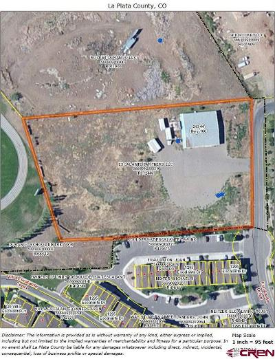 Durango Residential Lots & Land For Sale: 26344 S Us Hwy 160
