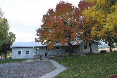 Montrose County Single Family Home For Sale: 8211 5500 Road