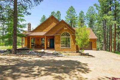 La Plata County Single Family Home For Sale: 400 Wieland Drive