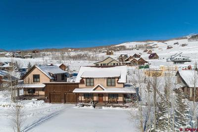 Crested Butte South Condo/Townhouse For Sale: 1042 Cascadilla Street #B