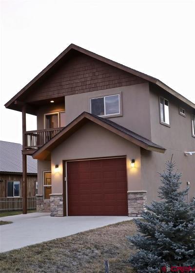 Pagosa Springs Single Family Home UC/Contingent/Call LB: 293 Midiron Drive