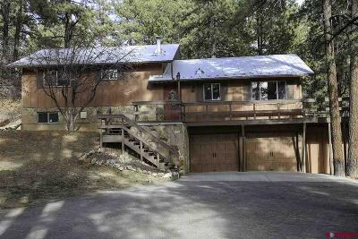 La Plata County Single Family Home UC/Contingent/Call LB: 120 Sortais