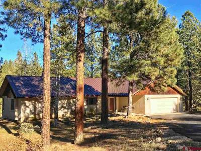 Durango Single Family Home UC/Contingent/Call LB: 301 Iron King