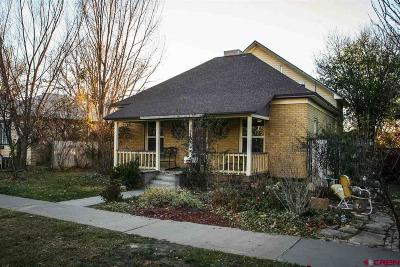 Delta CO Single Family Home UC/Contingent/Call LB: $230,000