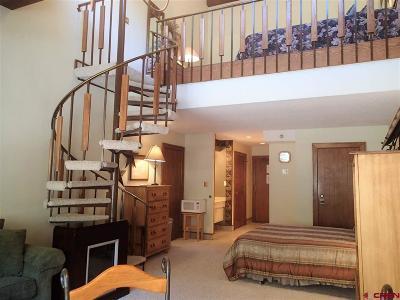 La Plata County Condo/Townhouse For Sale: 314 N Tamarron Drive #206