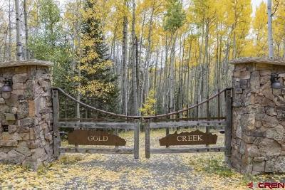 Telluride Condo/Townhouse For Sale: 1451 Alta Lakes Road