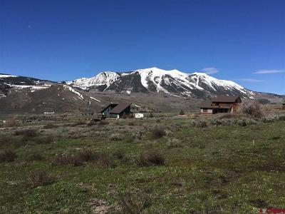 Crested Butte Residential Lots & Land For Sale: 501 Anderson Drive