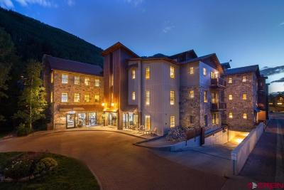Telluride Condo/Townhouse For Sale: 550 W Depot Avenue #203