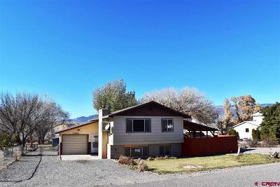 Single Family Home For Sale: 13083 Hillcrest Road