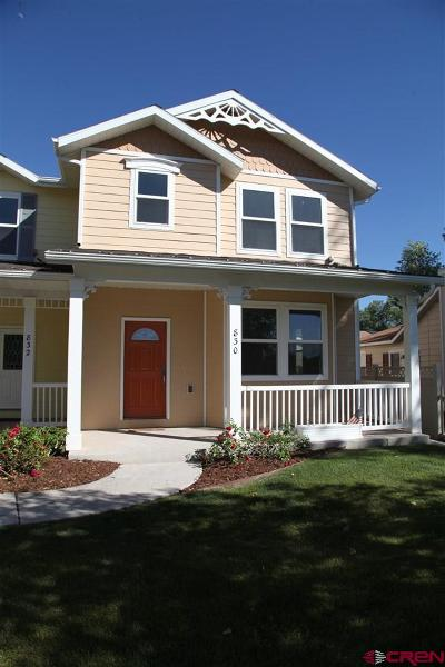 Montrose Single Family Home For Sale: 830 S 6th Street