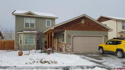 Gunnison Single Family Home UC/Contingent/Call LB: 907 Sunny Slope Drive