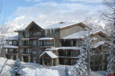 Durango Condo/Townhouse Back on Market: 545 Skier Place #Peregrin