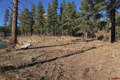 Durango Residential Lots & Land For Sale: 58 Wild Iris Avenue