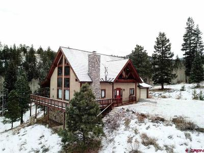 South Fork CO Single Family Home For Sale: $575,000