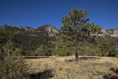Durango Residential Lots & Land For Sale: 569 Glacier Cliff Drive (Lot #18)