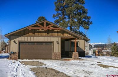 Pagosa Springs Single Family Home For Sale: 50 Steamboat Drive
