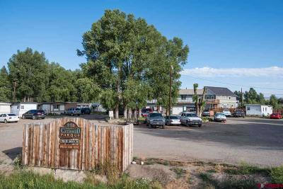 Gunnison Multi Family Home UC/Contingent/Call LB: 700 W Highway 50