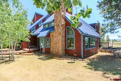Pagosa Springs Condo/Townhouse For Sale: 147 Wildwood Dr., #2