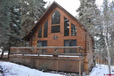 Ouray Single Family Home For Sale: 394 Whispering Pines Drive