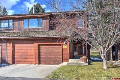 Durango Condo/Townhouse UC/Contingent/Call LB: 114 Cottonwood Creek Road #d3