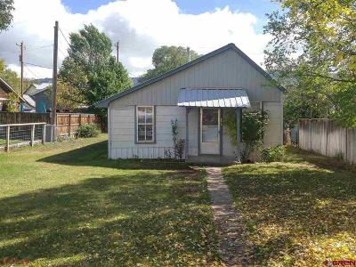 La Plata County Single Family Home UC/Contingent/Call LB: 2042 W 3rd Avenue
