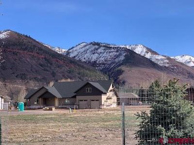 Durango CO Single Family Home NEW: $729,000